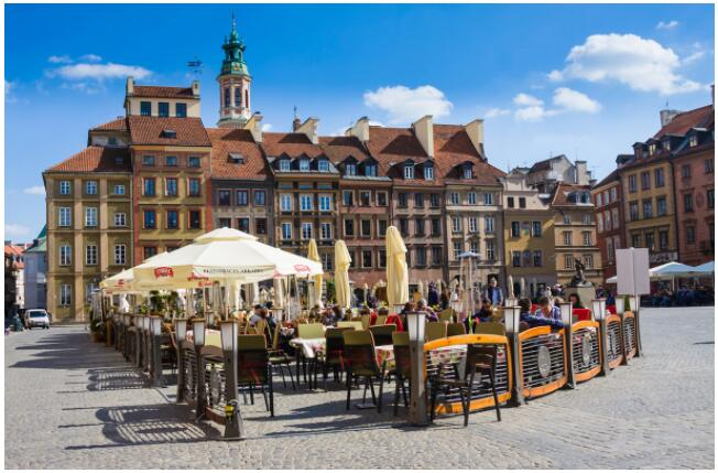 ATTRACTIONS IN WARSAW