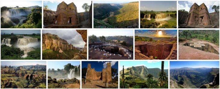 Ethiopia Tour Plan 1