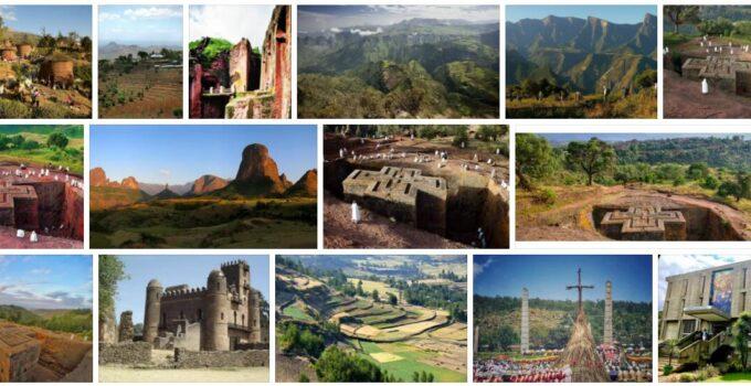 Ethiopia Tour Plan 2