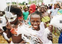 GALAPAGOS OF AFRICA - SAO TOME AND PRINCIPE