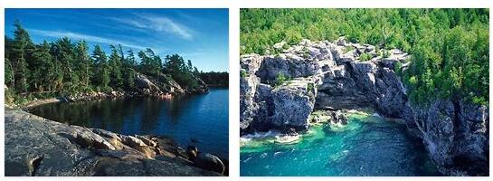 Georgian Bay Islands National Park