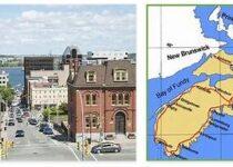 Nova Scotia in Canada