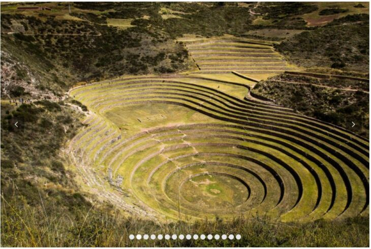 PERU - IN THE FOOTSTEPS OF THE INCAS 2