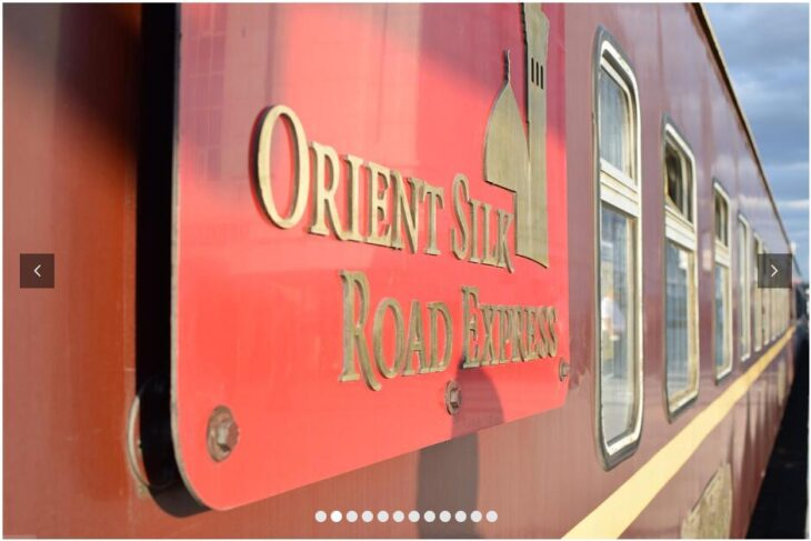 SPECIAL TRAIN JOURNEY ON THE SILK ROAD 2