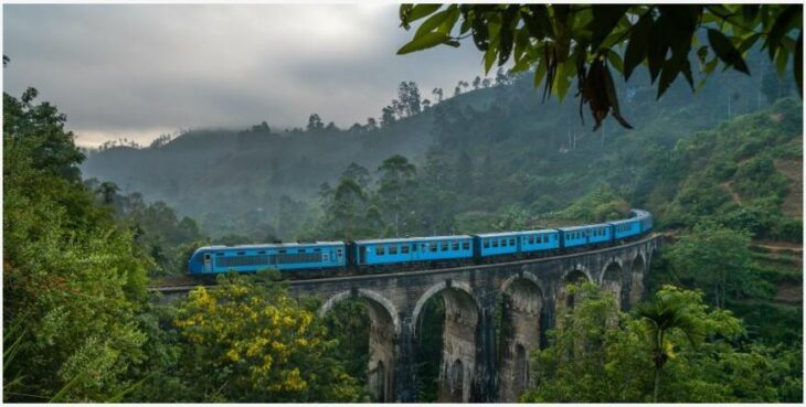 Sri Lanka - an enchanting highlands