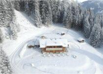The beautiful mountain apartment Aui