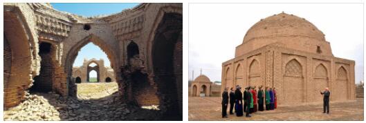 Turkmenistan History 2